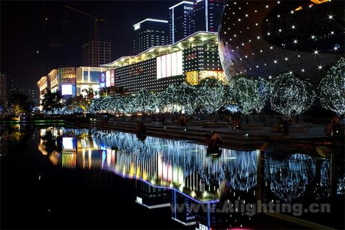 Shenzhen Universiade--Leomay Technology Honor to be one of the LED Strips'Supplier