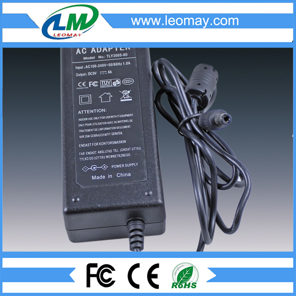 60W DC5V Desktop Power Adaptor