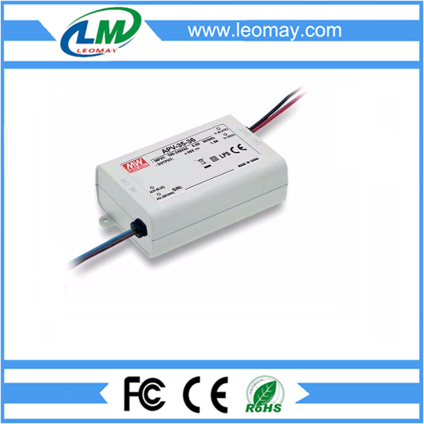 35W Meanwell Power Supply for Led Strips
