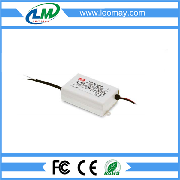 25W Meanwell Power Supply for Led Strips (waterproof)