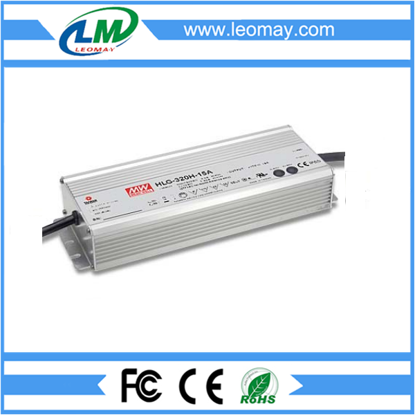 320W Meanwell Power Supply for Led Strips (waterproof)