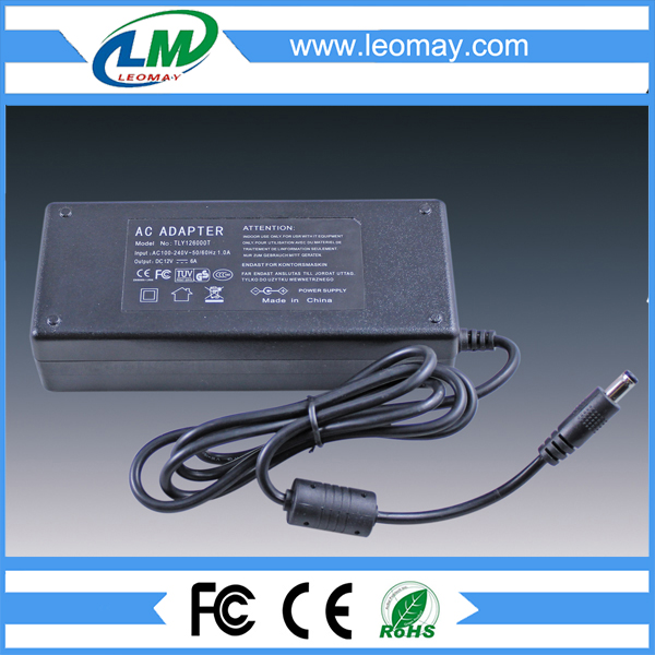 72W DC12V desktop Power Adaptor