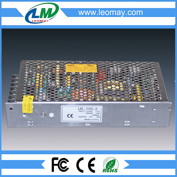 150W Power Supply for Led Strips (non-waterproof)