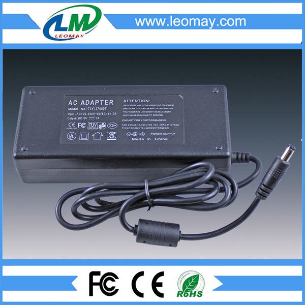 84W DC12V desktop Power Adaptor
