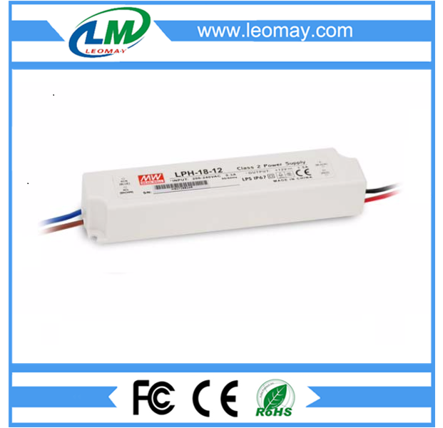 35W Meanwell Power Supply for Led Strips (waterproof)