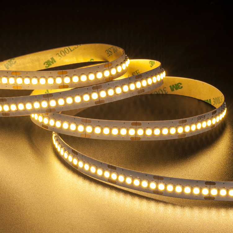 SMD3528 240leds/m DC24V LED strips(Non-waterproof)