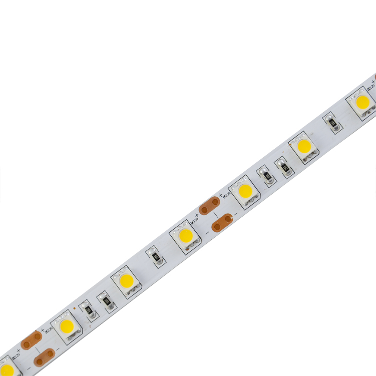 DC12V SMD5050 48leds/m  LED strips