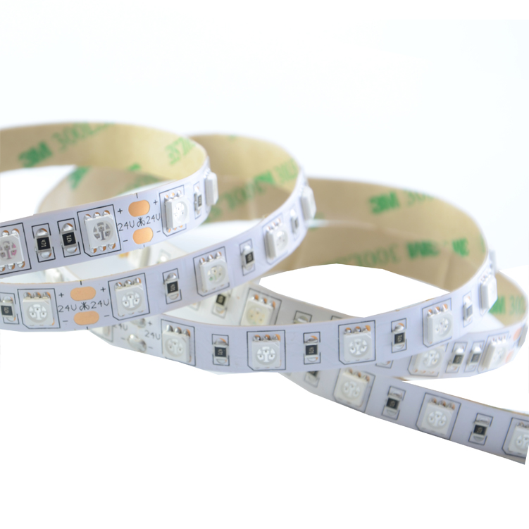 SMD5050 60leds/m DC24V IR LED strips