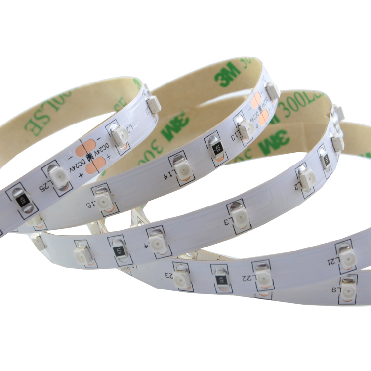 SMD3528 60leds/m DC24V IR LED strips