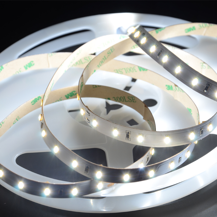 SMD4014  70leds/m  DC24V LED strips(Non-waterproof)