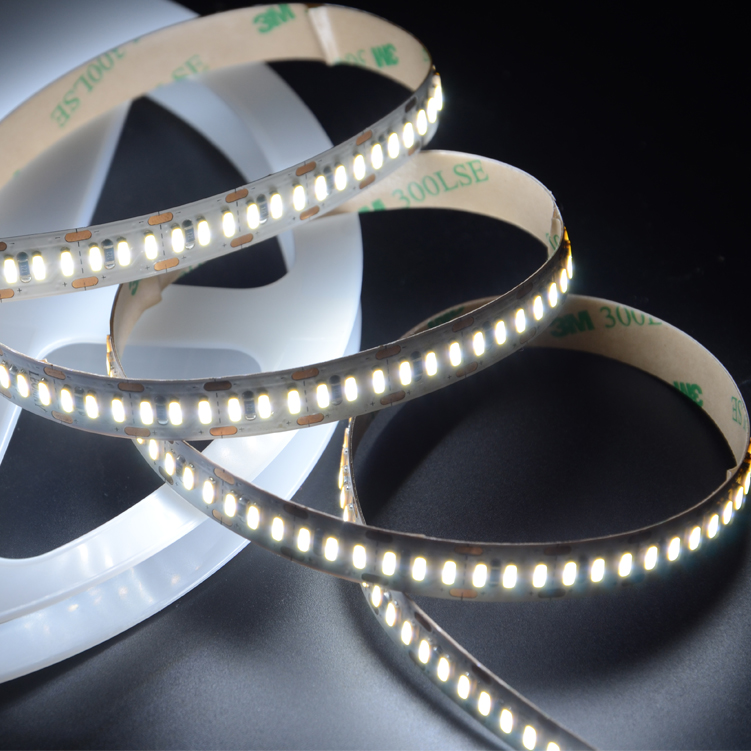 SMD2016  240leds/m  DC12V LED strips(Non-waterproof)