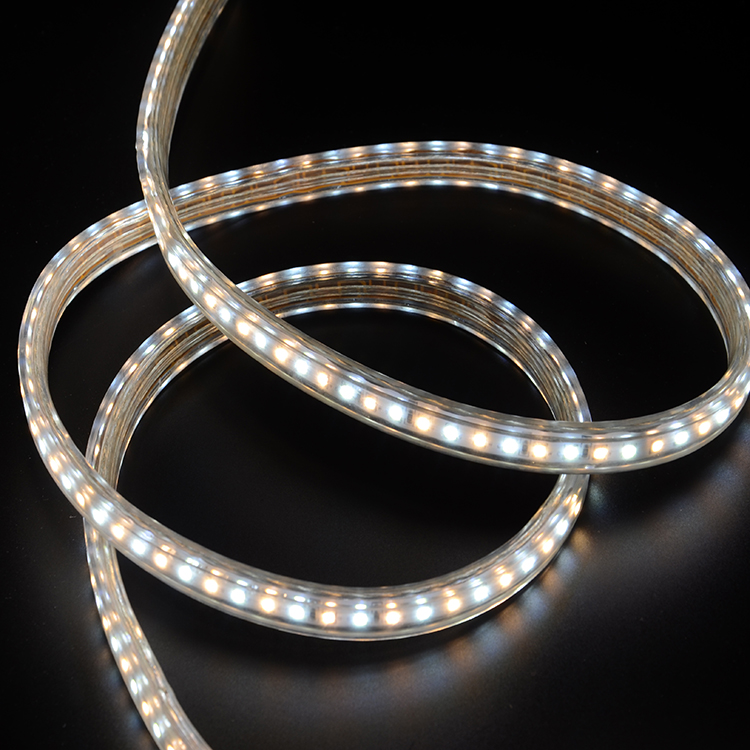 SMD2835 120leds/m HV LED strips (IP67 Waterproof)