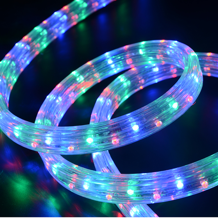 4 Wire Flat LED Rope Light