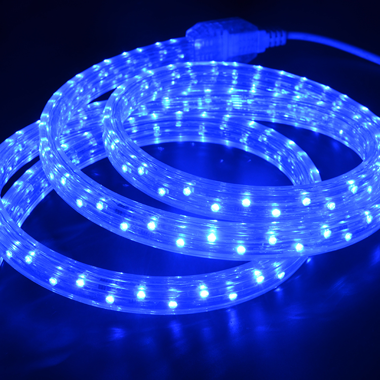 3 Wire Flat Vertical LED Rope Light