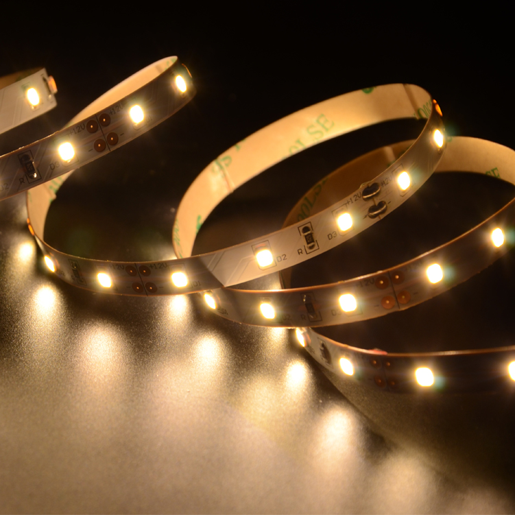 SMD2835  60leds/m  DC12V LED strips(Non-waterproof)