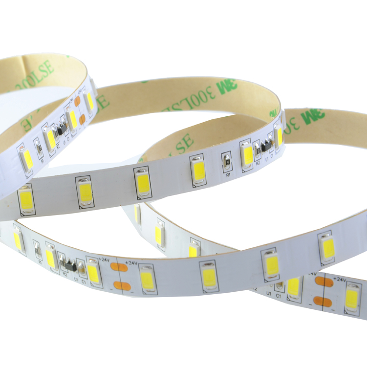 SMD5630 70leds/m DC24V Constant Current LED strips (Non-waterproof)