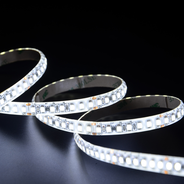 SMD3528 168leds/m DC24V Constant Current LED strips(Non-waterproof)