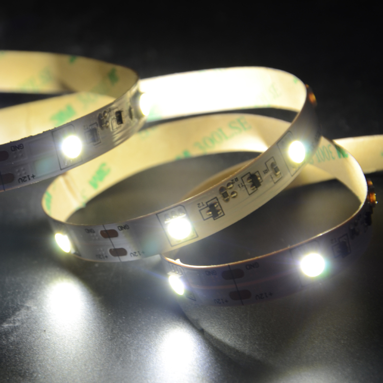 SMD5050 30leds/m DC12V Constant Current LED strips (Non-waterproof)