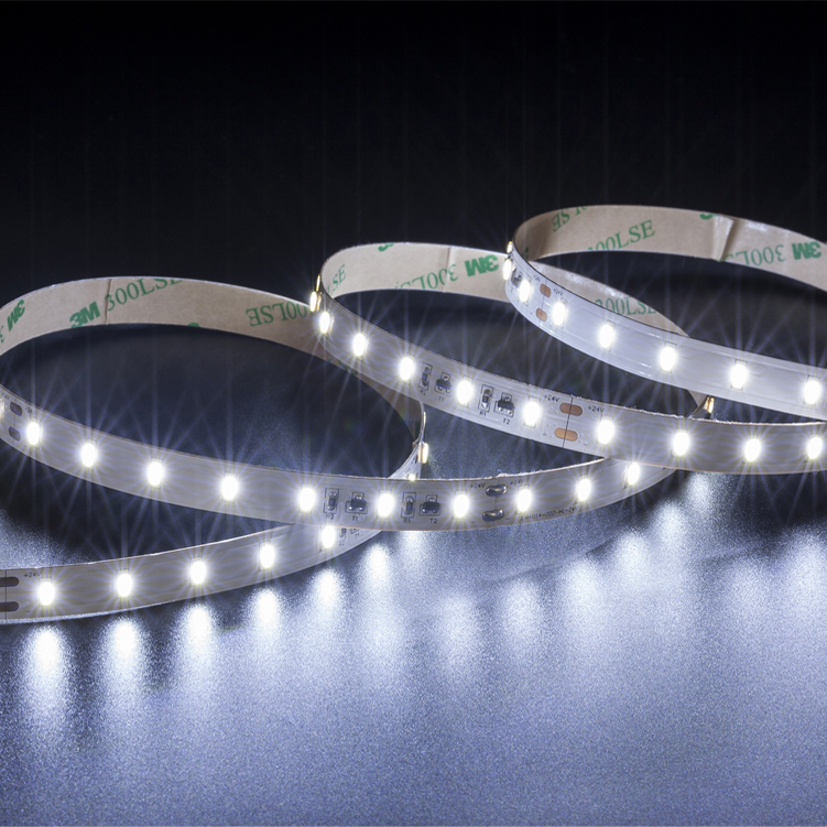 SMD4014 70leds/m DC24V Constant Current LED strips (Non-waterproof)