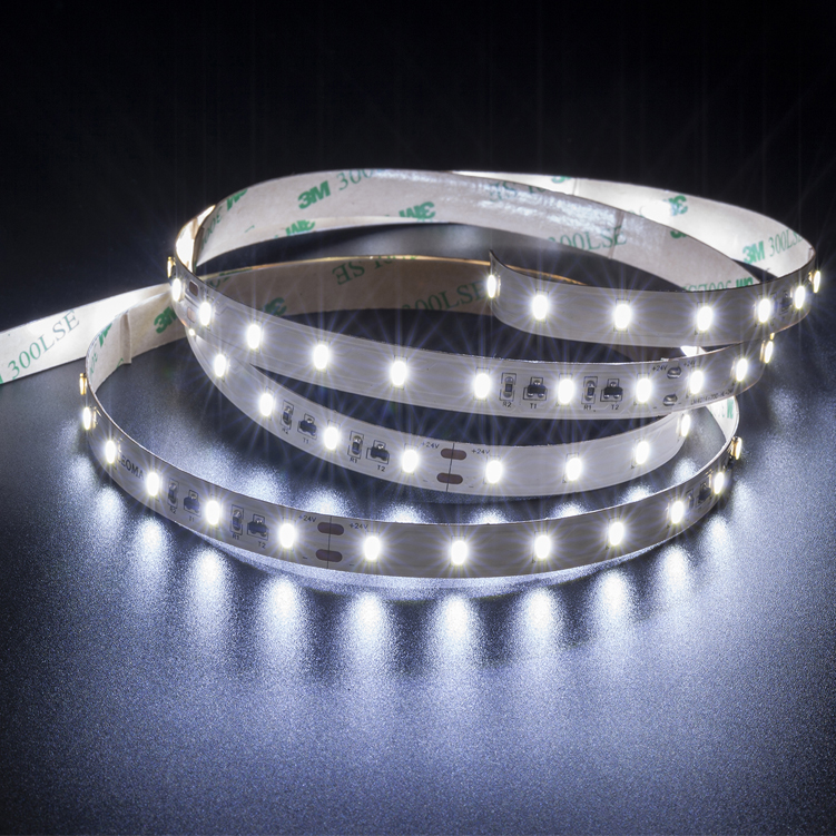 SMD3014 70leds/m DC24V Constant Current LED strips (Non-waterproof)