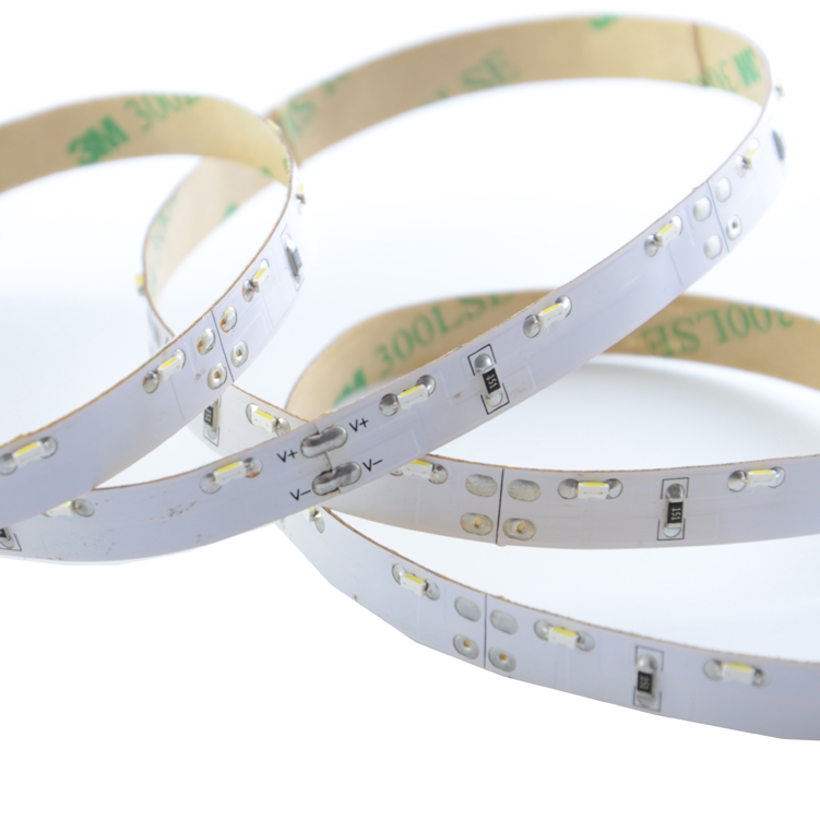 SMD335 60leds/m DC12V LED strips(Non-waterproof)