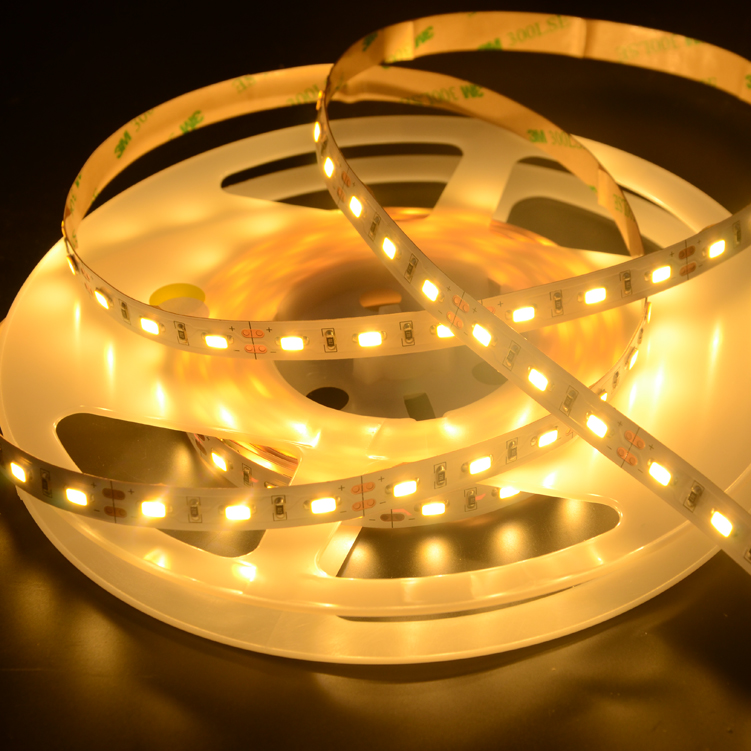SMD5730 60leds/m DC12V LED strips(Non-waterproof)
