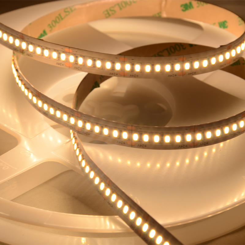 SMD3014 240leds/m DC24V LED strips(Non-waterproof)