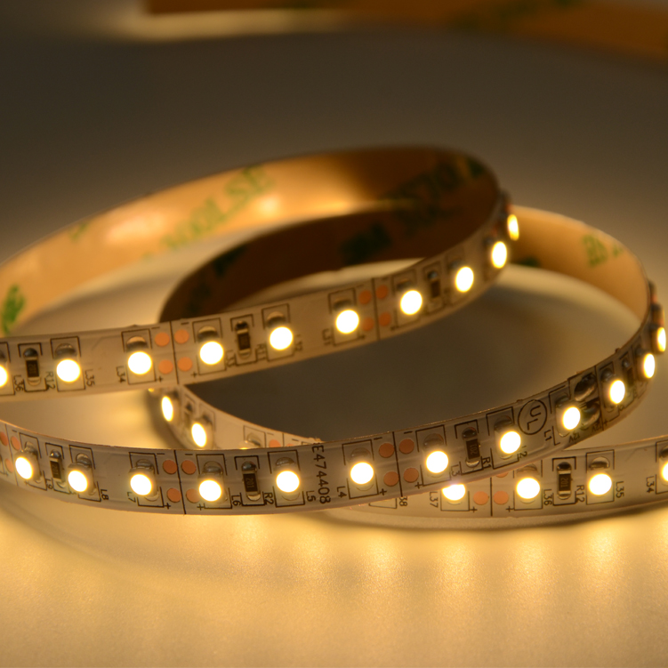 UL SMD3528 120leds/m DC12V LED strips(Non-waterproof)