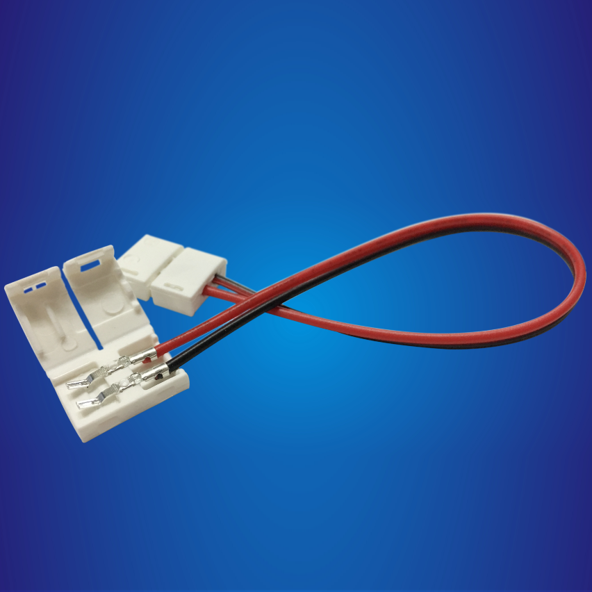 LM-C28 Connector for single color LED strips