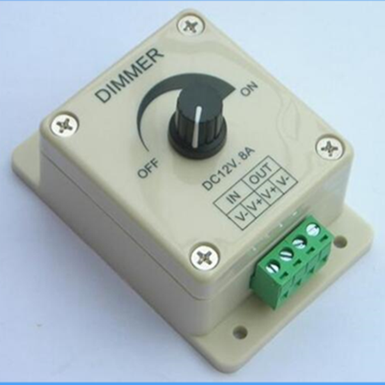 LM-DC2 DC5/12/24V Single Color Dimmer