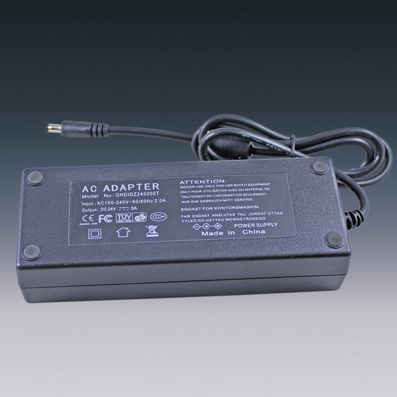 84W DC24V desktop Power Adaptor