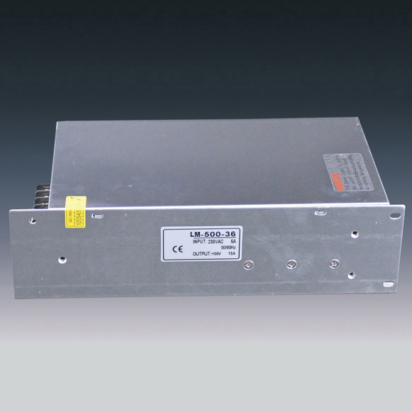500W Power Supply for Led Strips (non-waterproof)