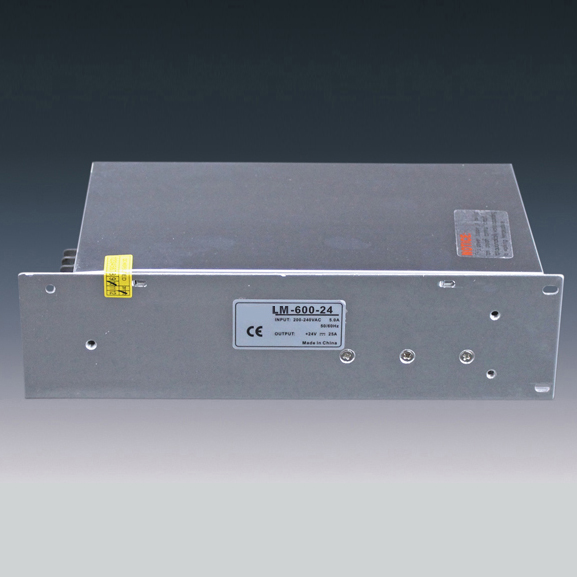 600W Power Supply for Led Strips (non-waterproof)