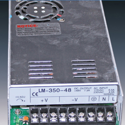 350W Power Supply for Led Strips (non-waterproof)