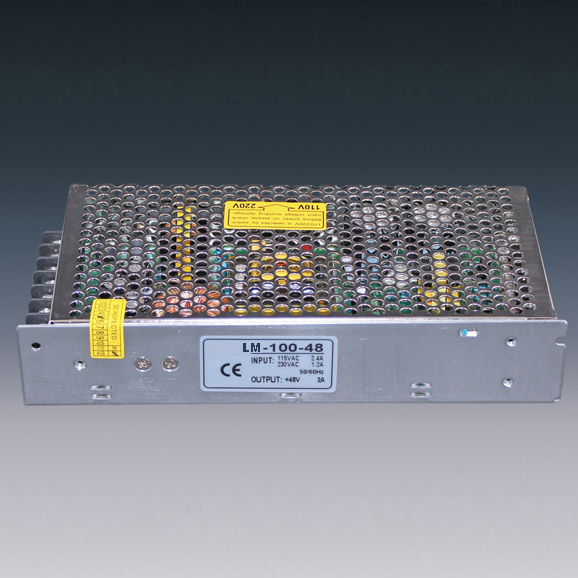100W Power Supply for Led Strips (non-waterproof)