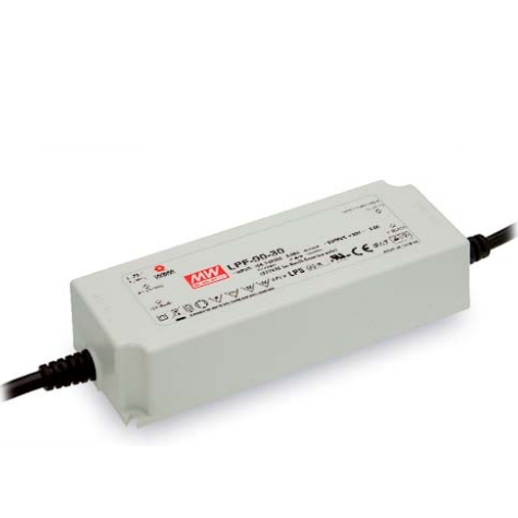 90W Meanwell Power Supply for Led Strips (waterproof)