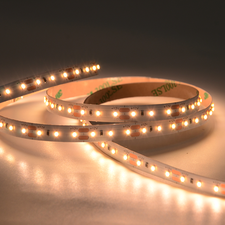 SMD2110 120leds/m DC12V 8mm LED strips(Non-waterproof)