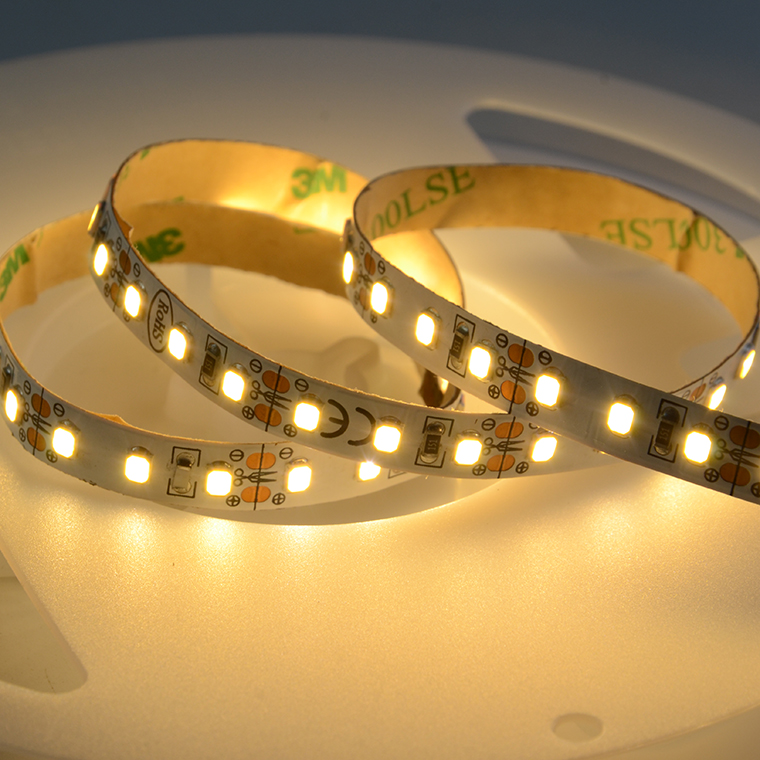 SMD2835  120leds/m  DC12V 8MM LED strips(Non-waterproof)