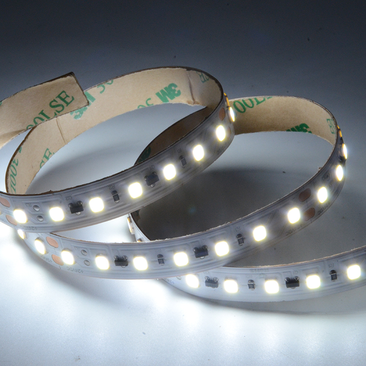 SMD2835 112leds/m DC24V Constant Current LED strips (Non-waterproof)