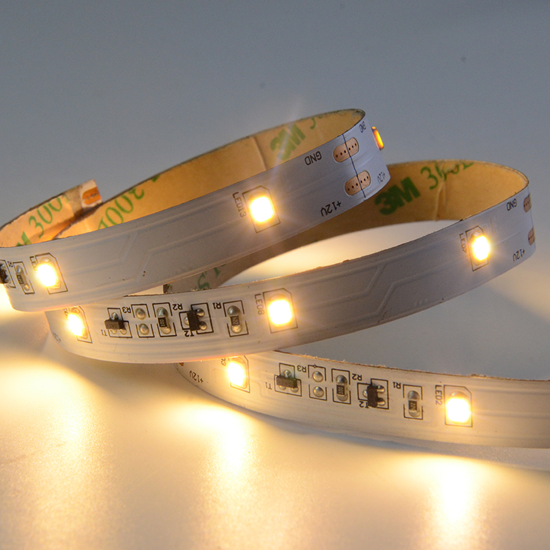 SMD2835 30leds/m DC24V Constant Current LED strips(Non-waterproof)