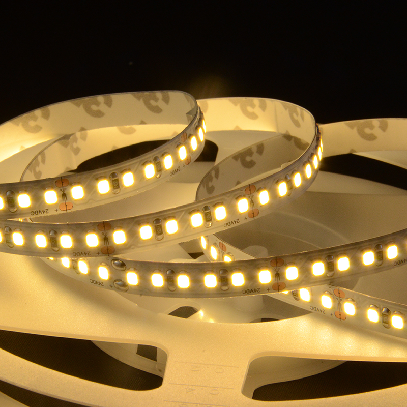 SMD2835 180leds/m DC24 LED strips(Non-waterproof)