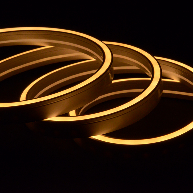 SMD2835 120leds/m 5MM- 5*10 LED Silicone Neon Strip
