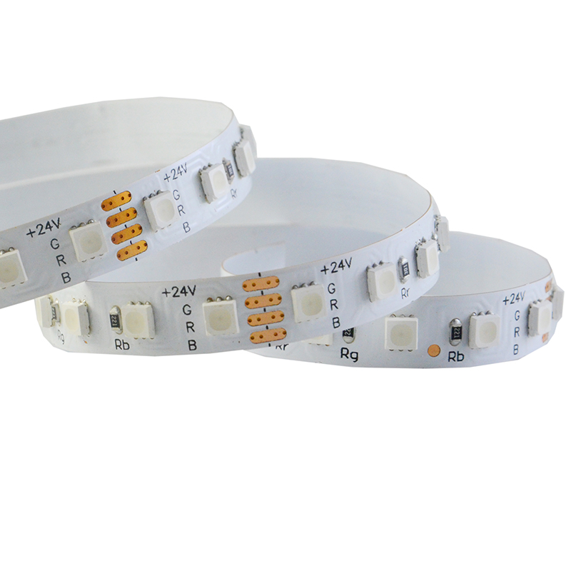 SMD3838 112leds/m RGB DC24 10mm LED strips(Non-waterproof)