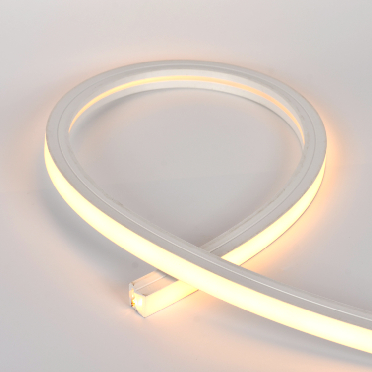 16*16 Silicone Neon Tube Flex Strip SMD2835 120leds/m10mm