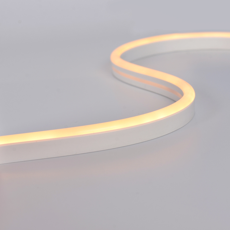 6*13 Silicone Neon Tube Flex Strip SMD2835 120leds/m 8mm