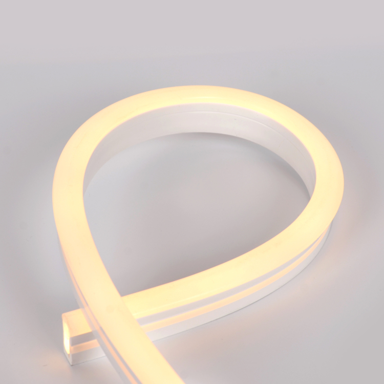 8*17 Silicone Neon Tube Flex Strip SMD2835 120leds/m 8mm