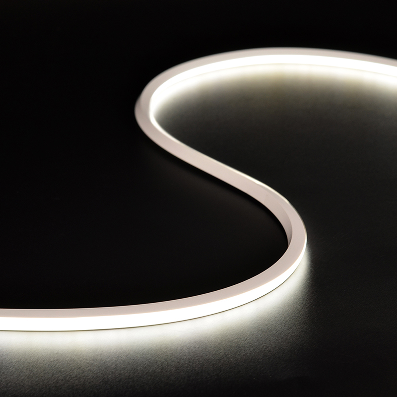 6*6 Silicone Neon Tube Flex Strip SMD2216 240leds/m 3mm