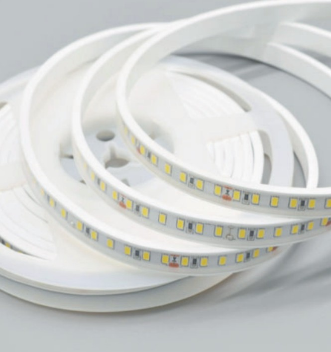 5*13 Silicone Neon Tube Flex Strip SMD2835 120leds/m10mm